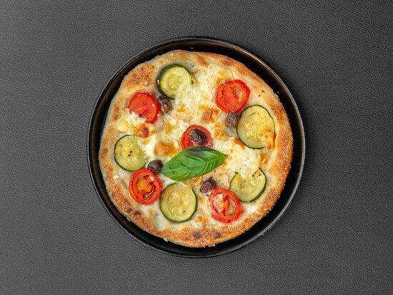 Zucchine Pomodorini Freschi & Olive BIO