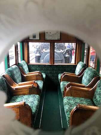 1st Class travel at 3rd Class prices !