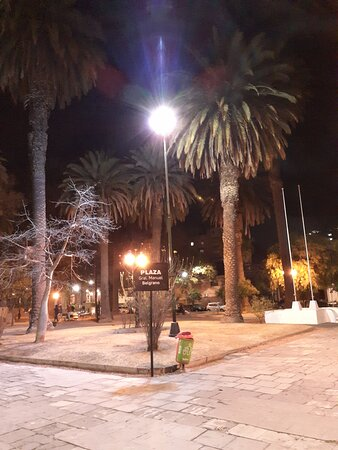 De noche