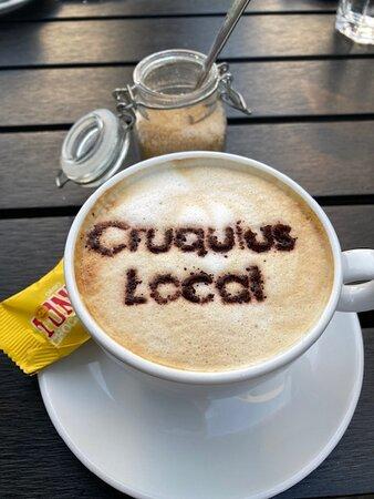 En echt goede koffie