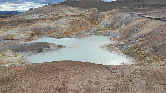 Viti Crater - Изображение Viti Crater, Миватн - Tripadvisor