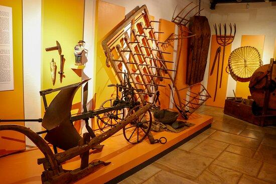 Museu dos moinhos subterrâneos