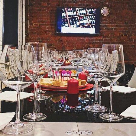 Школа сомелье Wine Project (интерьер)