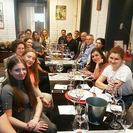 Экспресс-курс сомелье для любителей (Мастер-класс по винам Франции) Wine Project
