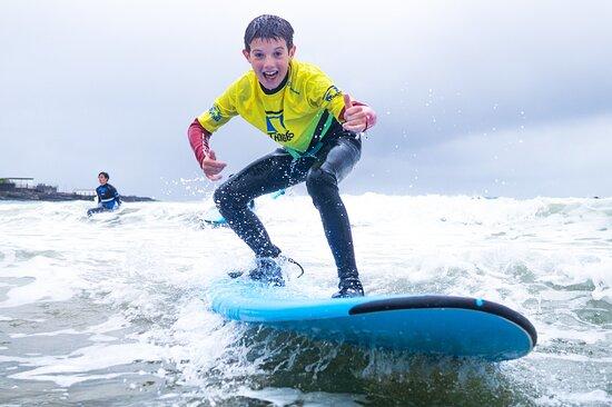 Troggs Surf School Portrush