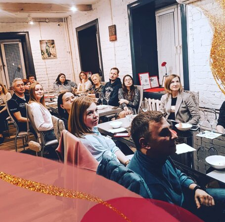 Мастер-класс сомелье для любителей по винам Франции в Wine Project