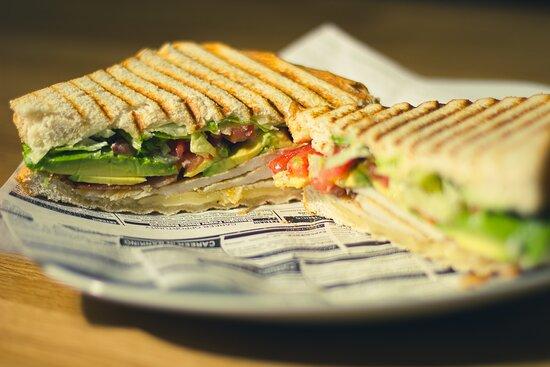 Palma di Maiorca, Spagna: Sandwiches variados