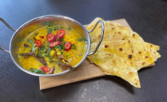Indian cookery class, learn to cook delicious meals. We provide all ingredients and can cater to most dietary needs, please tell us in the notes when booking. Copies of the recipes emailed to you after the class.