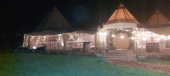 The Tipi's at Reilly Green