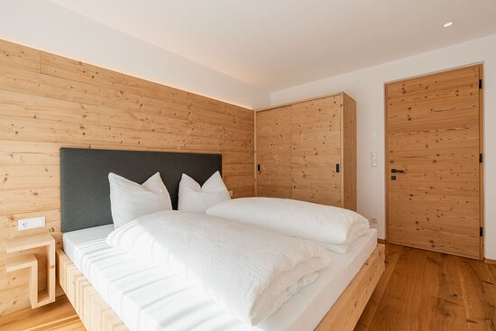 Molini di Tures, Itália: Chalet Traum - Schlafzimmer