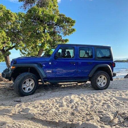 Каилуа-Кона, Гавайи: aloha@hawaiiliftedjeeprentals.com