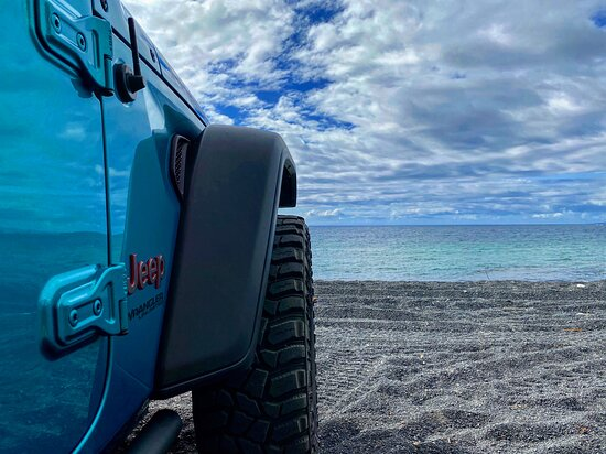 Kailua-Kona, Havaí: 2019 Jeep Wrangler Rubicon