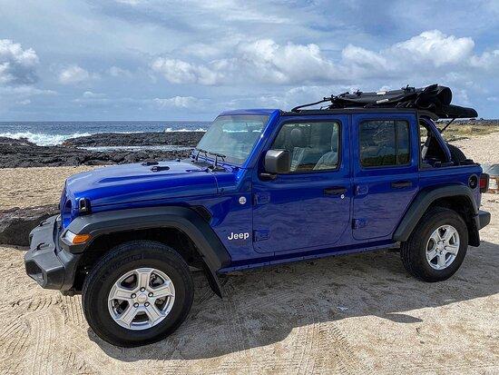 Kailua-Kona, Havaí: 2019 Jeep Wrangler