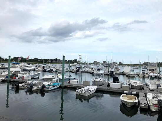 Scituate harbor boats