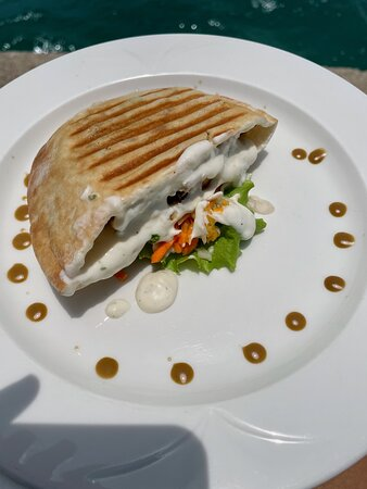 Falafel from the Veggie Bar