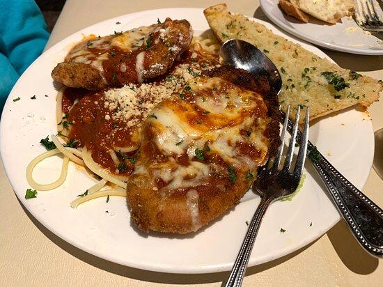 Chicken Parmigiana - $23.95