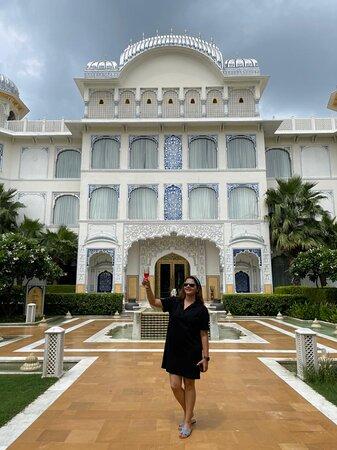 Weekend holiday at Leela Palace Jaipur