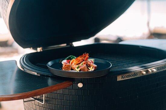 Karma Beach Food