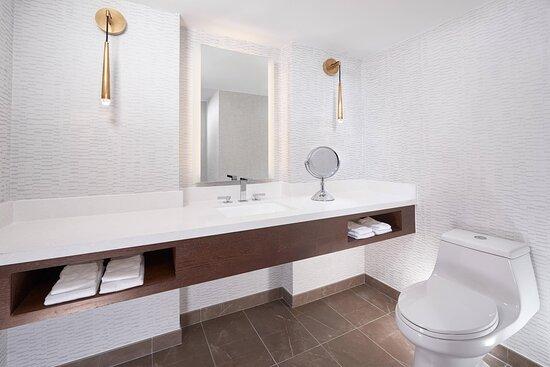 Vice Presidential Suite - Half Bath