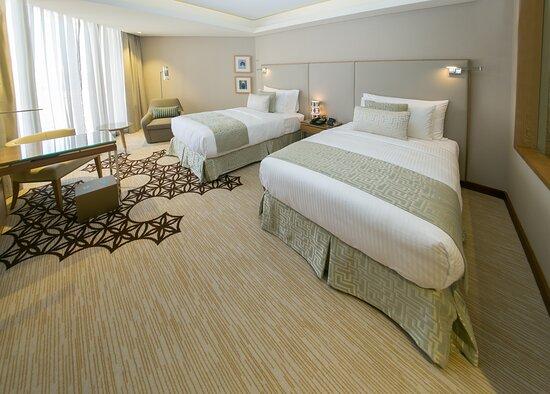 Grand Millennium Muscat Classic Room Twin