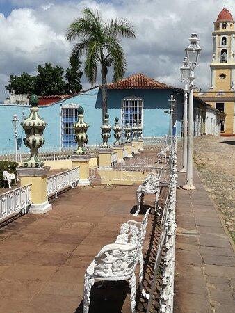 Ricordo di un viaggio:Cuba,la colorata città museo di Trinidad,settembre 2018