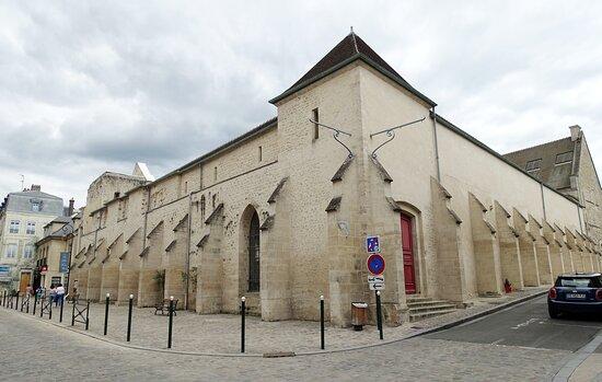 Compiegne, Франция: Cloitre Saint-Corneille, Compiègne
