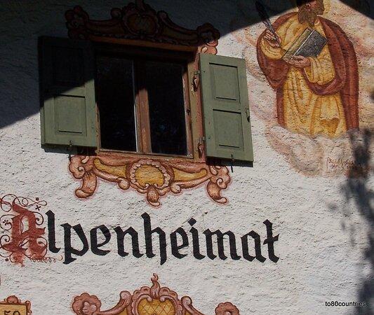 Altstadt (Old Town) Mittenwald