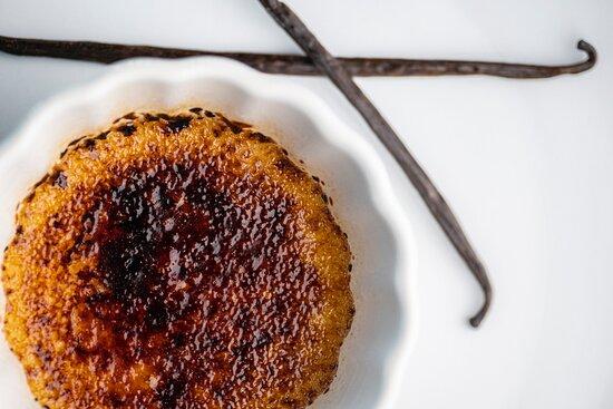 Waxholms Crème Brûlée