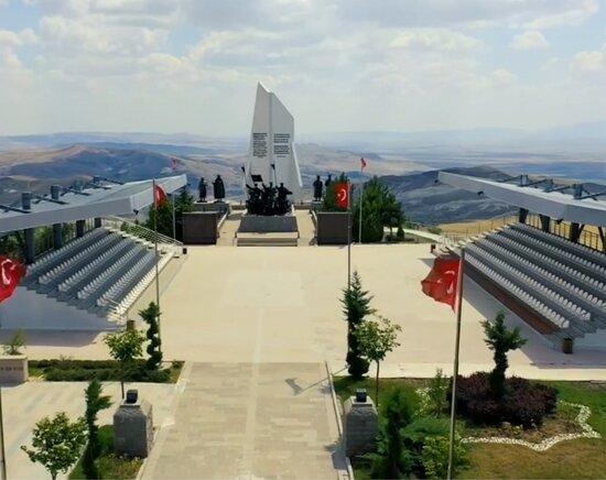 Sakarya Sehitligi  Zafer Anıtı Ve Müzesi