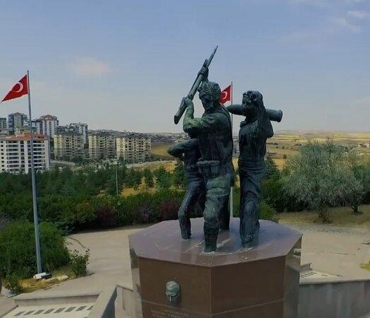 Sakarya Şehitliği ve Meydan Muharebesi Anıtı Polatlı
