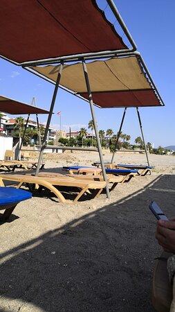 Kestel, Turquie : пляж