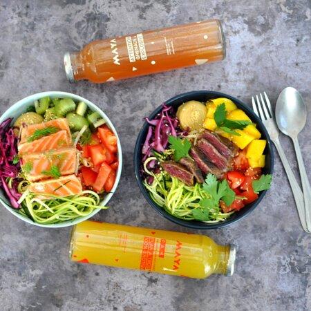 Des Bowls frais, sains et gourmands !