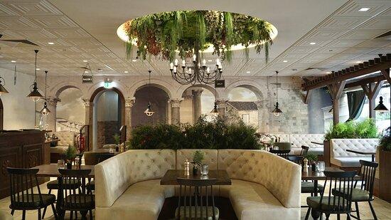 Herzlich Willkommen im Restaurant Marjan Grill !