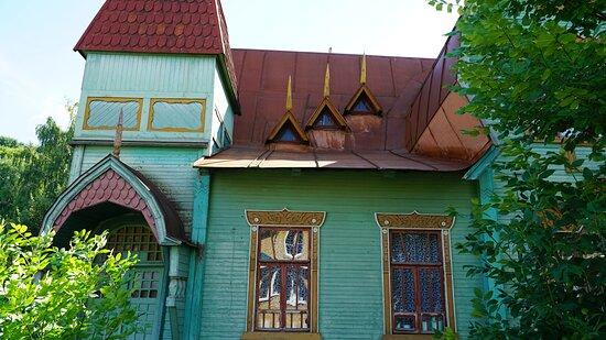 Окна и чердаки