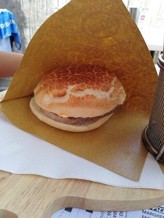 Hamburger semplice