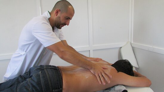 Madeira Islands, Portugal: terapeutic , desportive and relaxing massage
