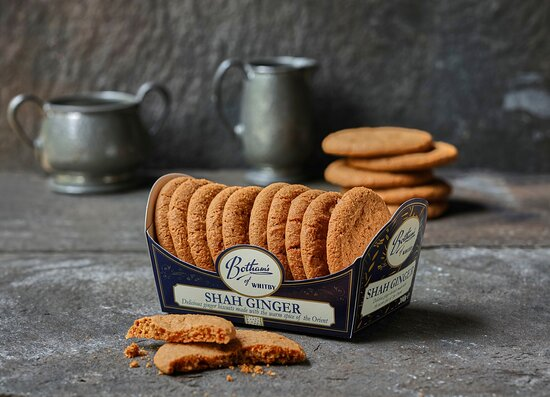 Shah Ginger Biscuits