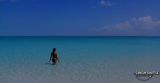 Cancun shuttle Playa Mujeres