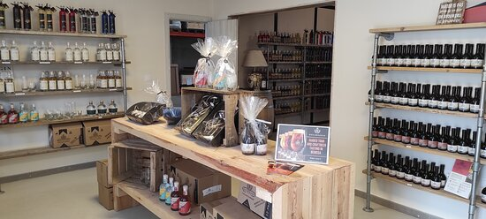 Brouwhoeve shop