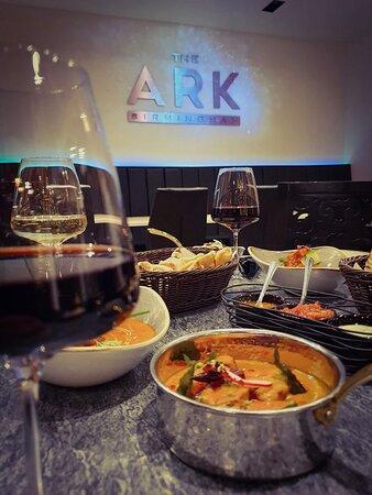 The Ark Birmingham Restaurant