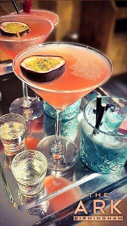 The Ark Birmingham Cocktails Lounge
