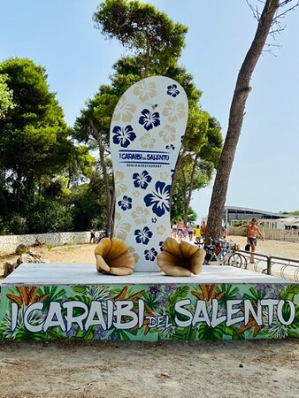 I caraibi del Salento