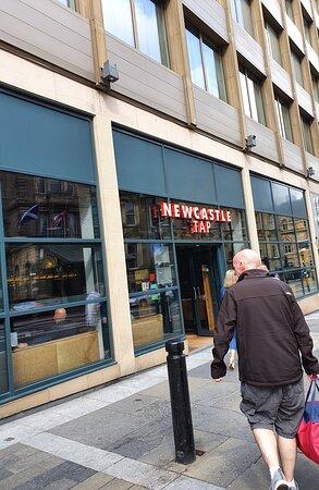 The Newcastle Tap Newcastle.