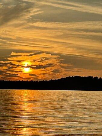 Isla de Bowen, Canadá: Bowen Island sunset sea kayaking tour