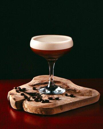 Slow + Low Espresso Martini