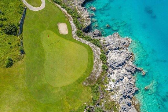 Five Forts Golf Club - 18th Hole