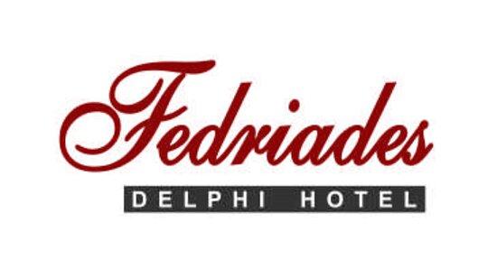 Logo Fedriades Delphi Hotel