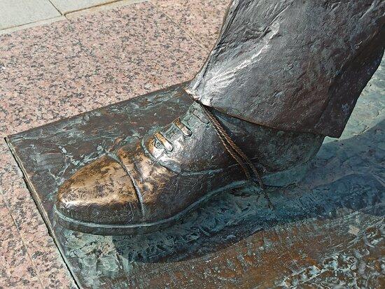 Monument to Yu. A. Gagarin