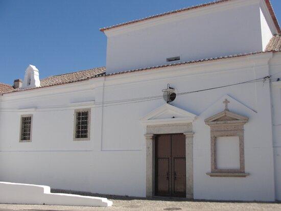 Capela do antigo Paco Real