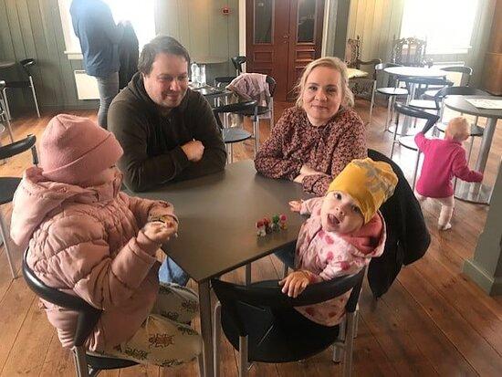 Vopnafjordur, Islândia: Family friendly restaurant